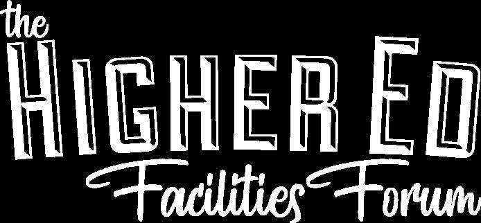 Higher Ed Facilities Forum